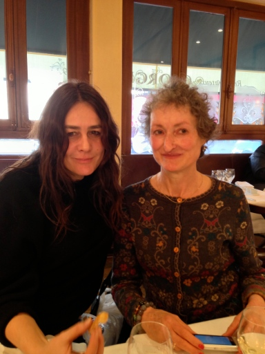 Sophie Semin Handke and Anne Kister Radakovic