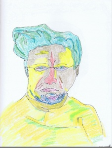 alex self yellow